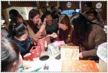 1216-文化校區12月耶誕交換禮物派對-沐府火鍋